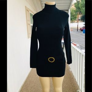 International concepts black dress